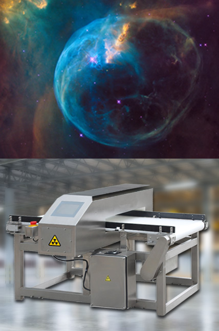 xray for space and industry